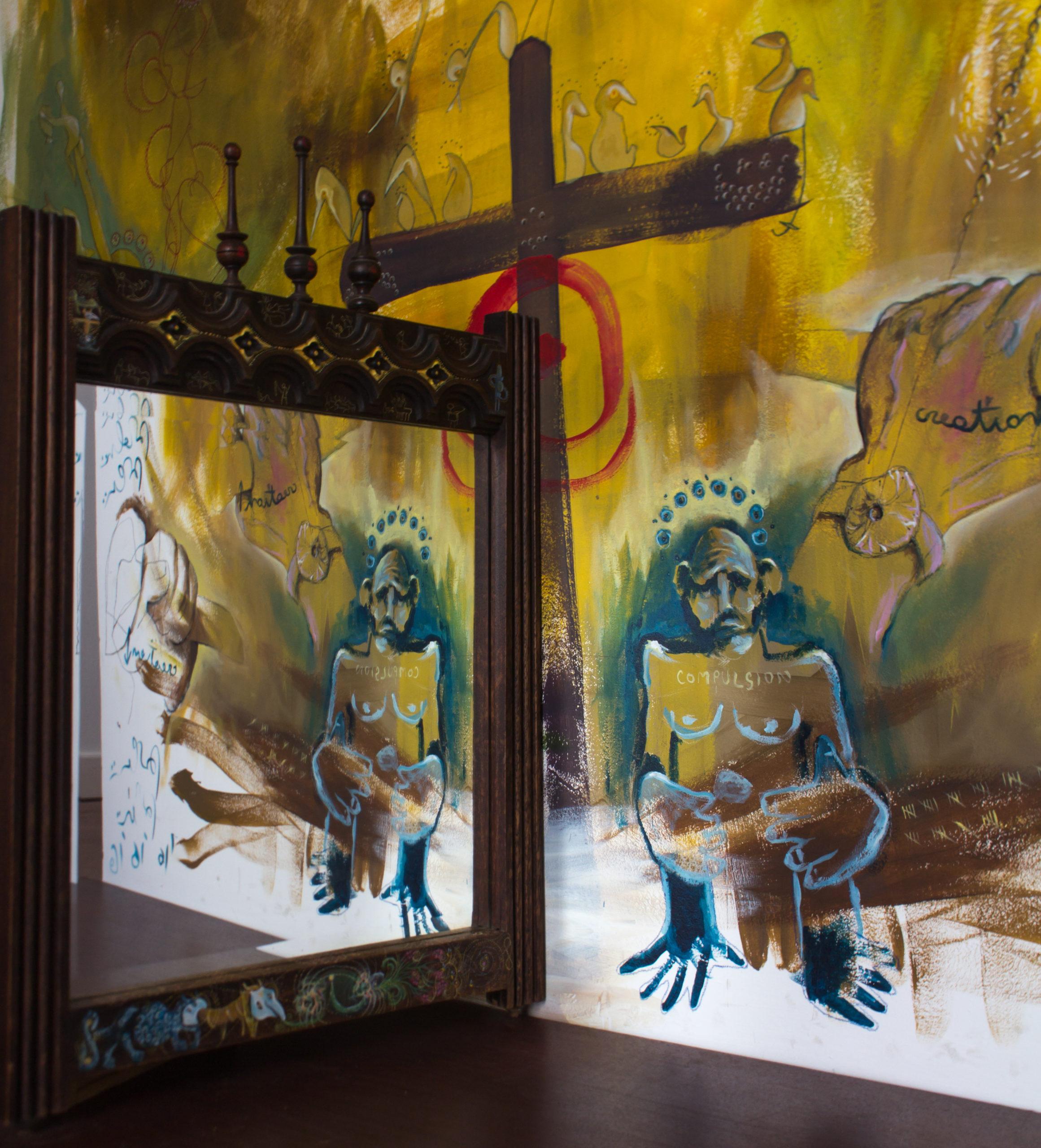 Bacco Artolini Lisbon TingsLisbon Street art artist