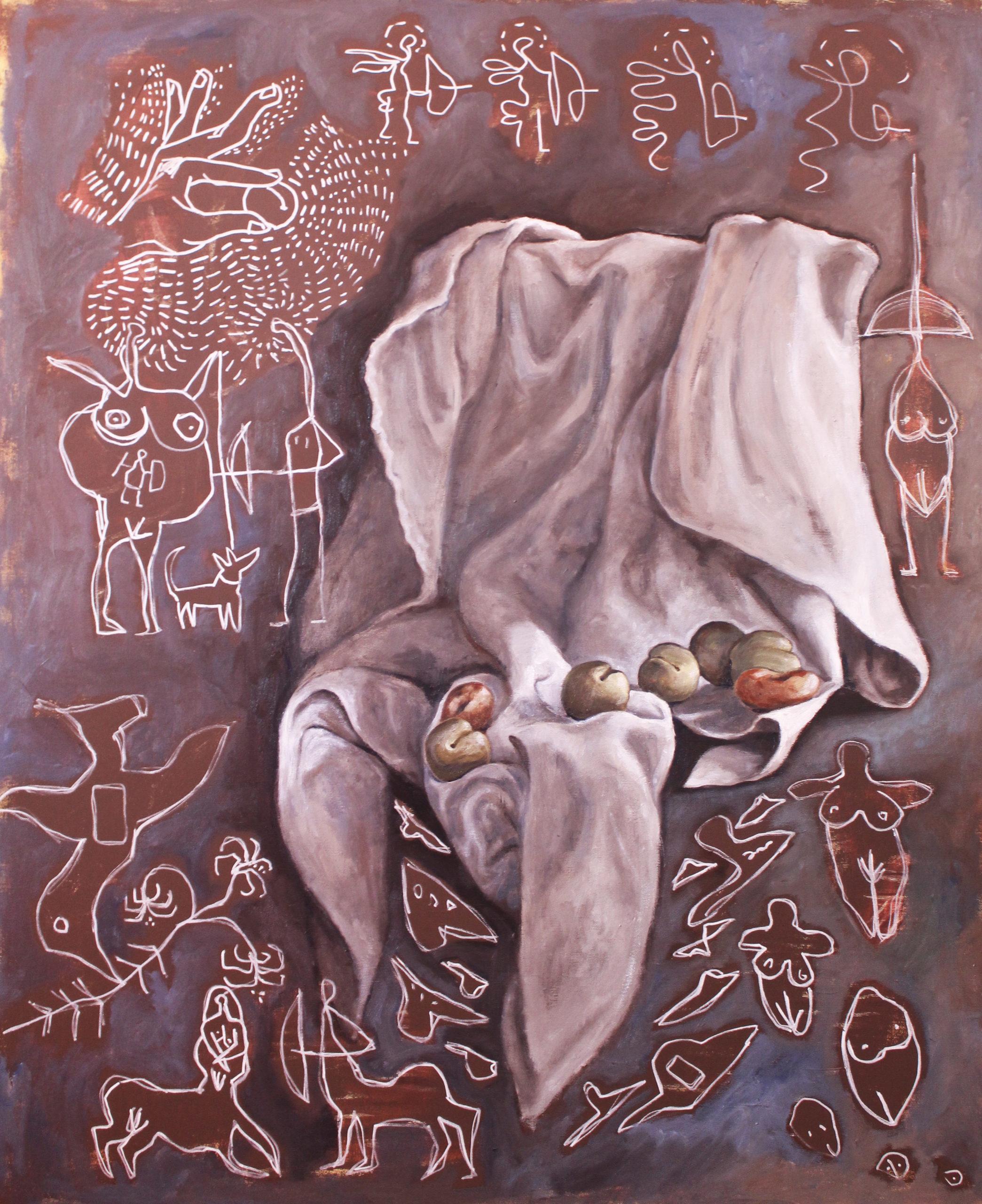 Bacco Artolini Ravenna painting artist 2019