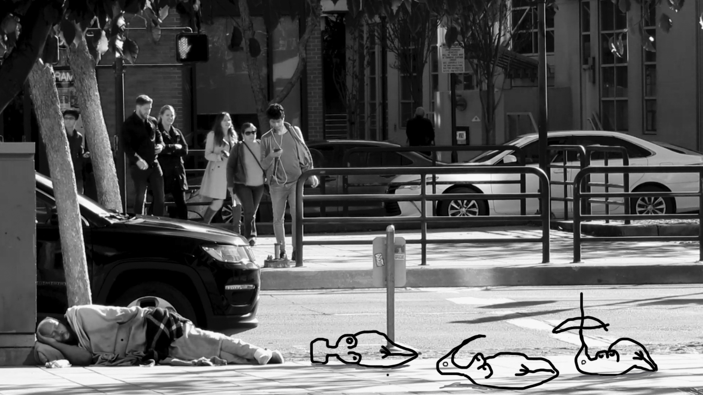 San Francisco street art Drama Bacco Artolini n 1